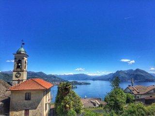 Small villa Gigliola with lake view in Campino, Stresa - Campino vacation rentals