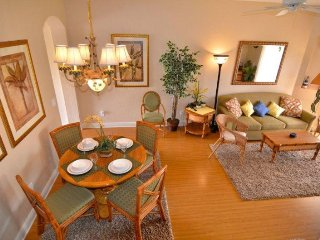 4 Bed 3 Bath Townhome in Regal Palms Resort. 3244CA - Orlando vacation rentals