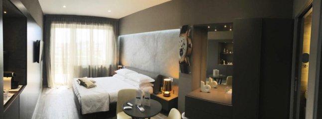 Bergamo - B&B Ginevra Rooms - 504 Vacheron - Double room with terrace - Bergamo vacation rentals