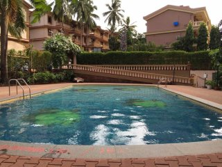 Ourgoaholidays 2 bedroom in Candolim - Candolim vacation rentals