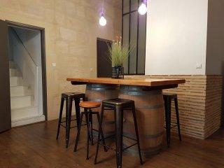 Joli duplex au Coeur de Saint Pierre - Bordeaux vacation rentals