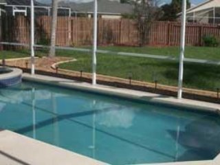 4 Bed 3 Bath Pool Home with Privacy Fence. 360WS - Image 1 - ChampionsGate - rentals