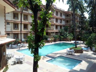 Ourgoaholiday 1 bedroom apartment - Candolim vacation rentals