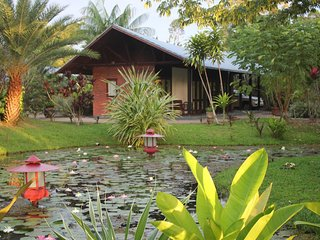 Marina Resort Waterland, Luxery original Indonesian longhouse bungalows - Domburg vacation rentals