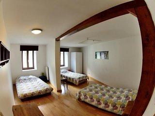 Refuge du Vieux Bourg, le Châtelard, Parc Naturel des Bauges, Annecy, Aix les bains - Le Chatelard vacation rentals