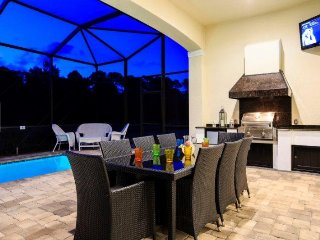 Stunning 7 Bedroom 6 Bath Reunion Resort Pool Home. 1200WW - Campbellton vacation rentals