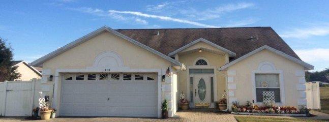 3 Bed 3 Bath Pool Home In Golf Community. 401ML - Image 1 - Davenport - rentals