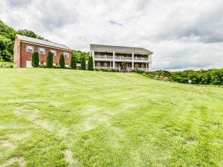 NEW! 2BR Thompson's Station Apt Home on 12 Acres! - Thompson s Station vacation rentals