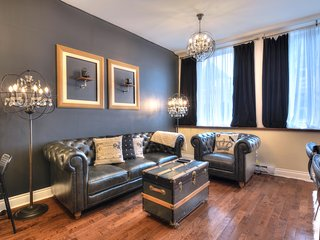 COMFORT 3 BEDROOMS CENTRAL OLD MONTREAL - Montreal vacation rentals