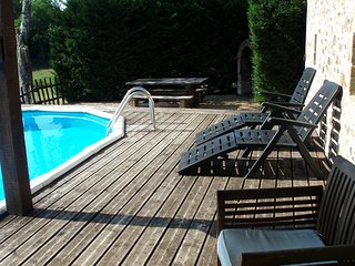 Farmhouse Nr Massignac, Charente - Rochechouart vacation rentals