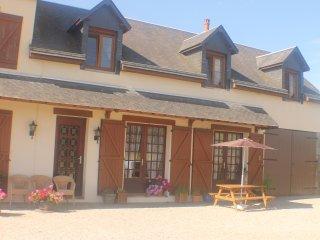 Nice House with Internet Access and Wireless Internet - Saint-Germain-de-Tallevende-la-Lande-Vaumont vacation rentals