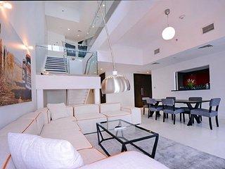 3 bedroom Apartment with Internet Access in Dubai - Dubai vacation rentals