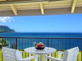 Pali Ke Kua #205 Cliff's Edge, Spectacular Bali Hai View - Princeville vacation rentals