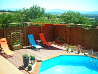 Gite MIMOSA, Piscine-Parking-Internet - Montelimar vacation rentals