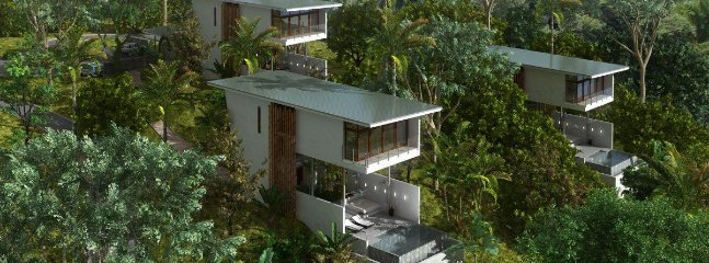 Tulemar Bamboo Villa -In Tulemar- Perfect for Honeymoons-Private Pool-Ocean View - Manuel Antonio National Park vacation rentals