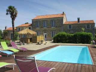 Nice Gite with Internet Access and Microwave - Le Gua vacation rentals