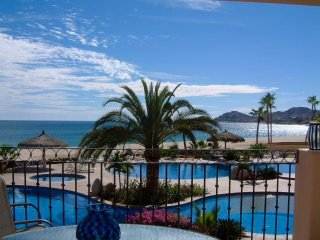 Amazing private oceanfront 400 square foot deck to sit back and enjoy the surf! - San Jose Del Cabo vacation rentals