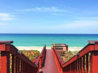 GOLDEN SANDS RUBY - Luxury Beachfront, Private Beach, Stunning Ocean Views - Cocoa Beach vacation rentals