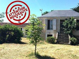 Magnifique villa de famille à deux pas d'Indian Forest et d'Ogliss Park ! - Saint-Cyr-en-Talmondais vacation rentals
