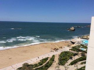 Résidence victoria surf 1004 : l'océan pour voisin - Biarritz vacation rentals