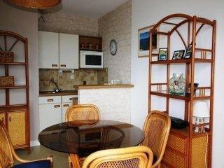 Charming 1 bedroom Apartment in Saint-Brevin-les-Pins with Balcony - Saint-Brevin-les-Pins vacation rentals
