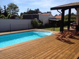 Les Cigales - Maison avec piscine - Labenne vacation rentals