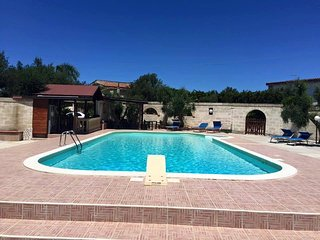 3 bedroom House with Shared Outdoor Pool in Oria - Oria vacation rentals