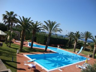 Spacious Villa with Pool and Jacuzzi - Alliste vacation rentals