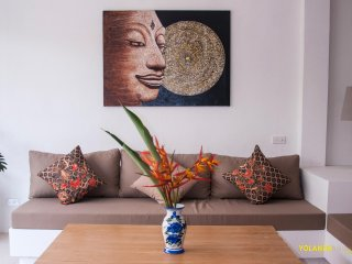 Beautiful House with Internet Access and A/C - Khuk Khak vacation rentals