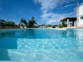 Lovely Villa with Pool - Racale vacation rentals