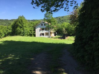 Peaceful large Apartment in the Inland Ligurian woods for 4 people. Accept pets - Urbe vacation rentals