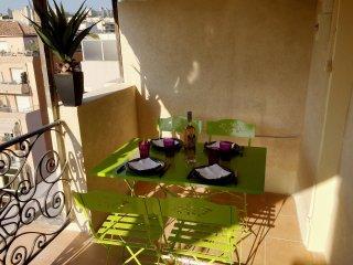 Grand studio triplex atypique clim/Terrasse - Nice vacation rentals