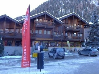 Beautiful 1 bedroom Grimentz Apartment with Internet Access - Grimentz vacation rentals