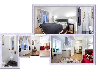 ALL INCLUSIVE 1 BED APT. SCHOTTENRING - Vienna vacation rentals