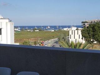 APARTMENT WITH VIEWS TO THE SEA - Talamanca vacation rentals