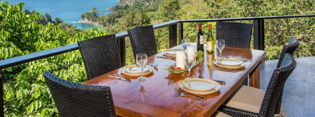 Villa Cielito - In Tulemar - Gorgeous villa - Wildlife - Tulemar Beach - Manuel Antonio National Park vacation rentals