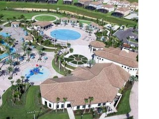 Orlando ChampionsGate Disney, Golf 8B/5BR Home 9089 - Orlando vacation rentals