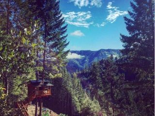 Remote Off-Grid Rustic Treehouse at MMV Ecovillage - Gasquet vacation rentals