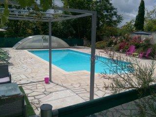 Le Mas Des Papillons - Gites du Lot - La Bergerie - Fargues vacation rentals