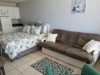 Pirates Cove! Studio Condo with Ocean and Intercoastal Views from Balcony - Daytona Beach Shores vacation rentals