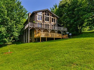 Perfect 4 bedroom Cabin in Marshall - Marshall vacation rentals