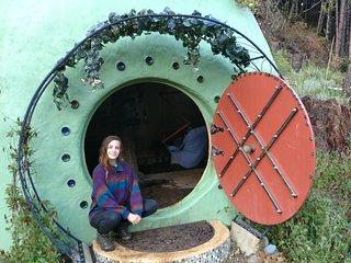 Magic Underground Hobbit Hole at MMV Ecovillage - Gasquet vacation rentals