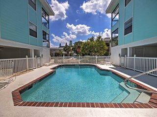 NEW! 2BR Holmes Beach Condo - Walk to Beach! - Holmes Beach vacation rentals