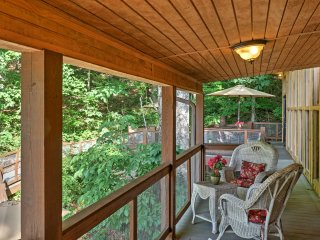 NEW! 1BR Tree House Cottage on Lookout Mountain! - Valley Head vacation rentals