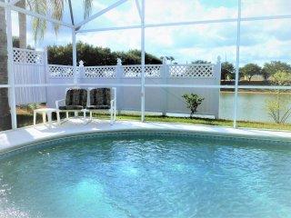 Wonderful Lake View Orlando Vacation Rental Home - Davenport vacation rentals