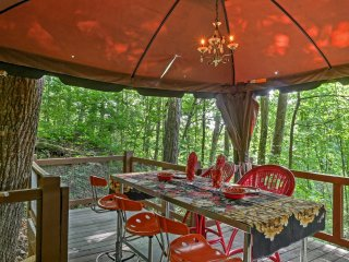 NEW! 1BR Tree House Cottage - Minutes to Mentone! - Valley Head vacation rentals