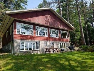 Timberlane Lodge - Musky Upper - Woodruff vacation rentals