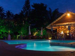 Villa 2ch IMPERIAL, piscine, jacuzzi, plage 400 m - Koh Samui vacation rentals