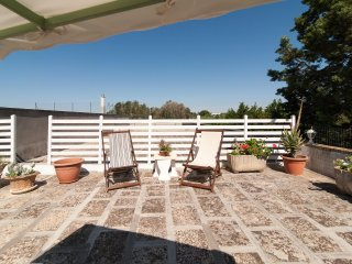 Cozy Condo with Television and Balcony - Province of Lecce vacation rentals