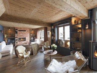 Duplex luxe et design, à Megève – Mont d'Arbois - Demi-Quartier vacation rentals